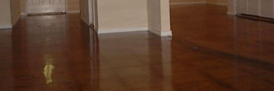 maintaining polished concrete floors. Black Bedroom Furniture Sets. Home Design Ideas